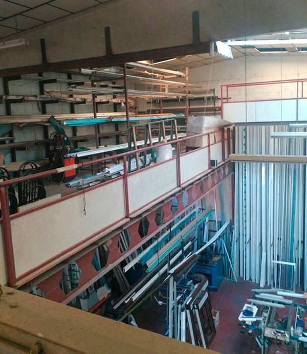 Fábrica Cristalería Alcorcón